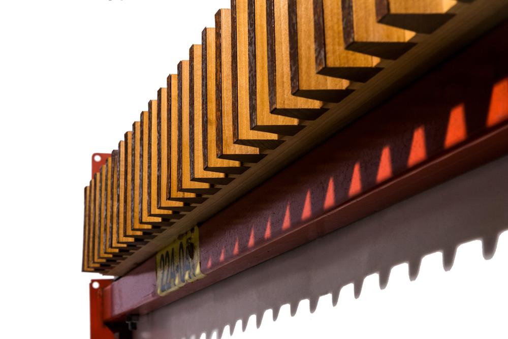 Industrial Gear 3D Wall Sculpture