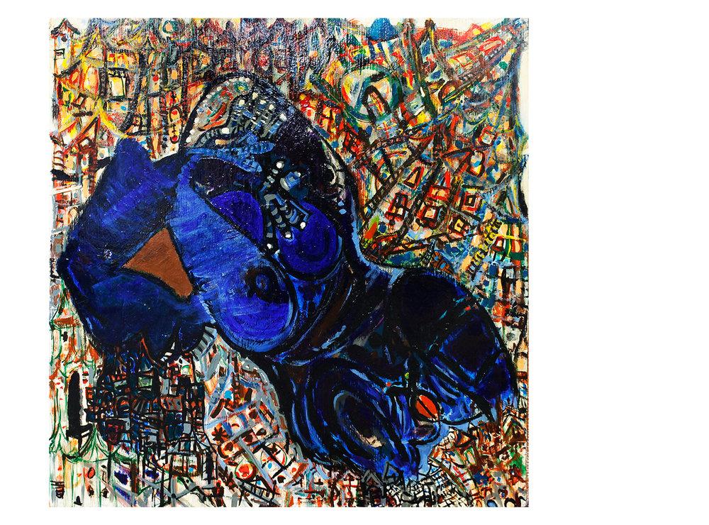 Blue Lady Grey, 2007