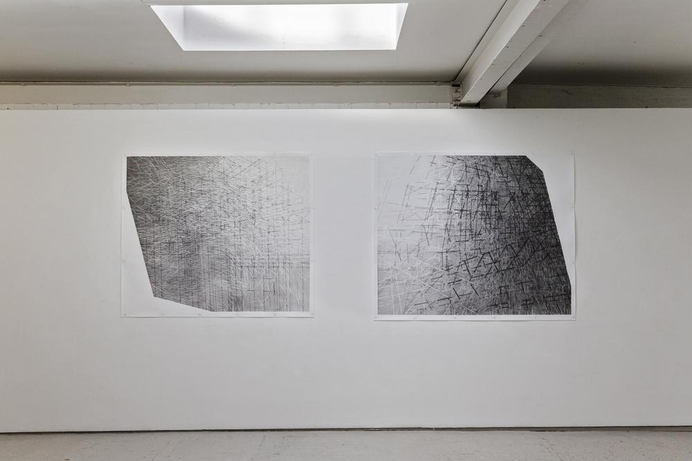 Oblique I &II (2015)