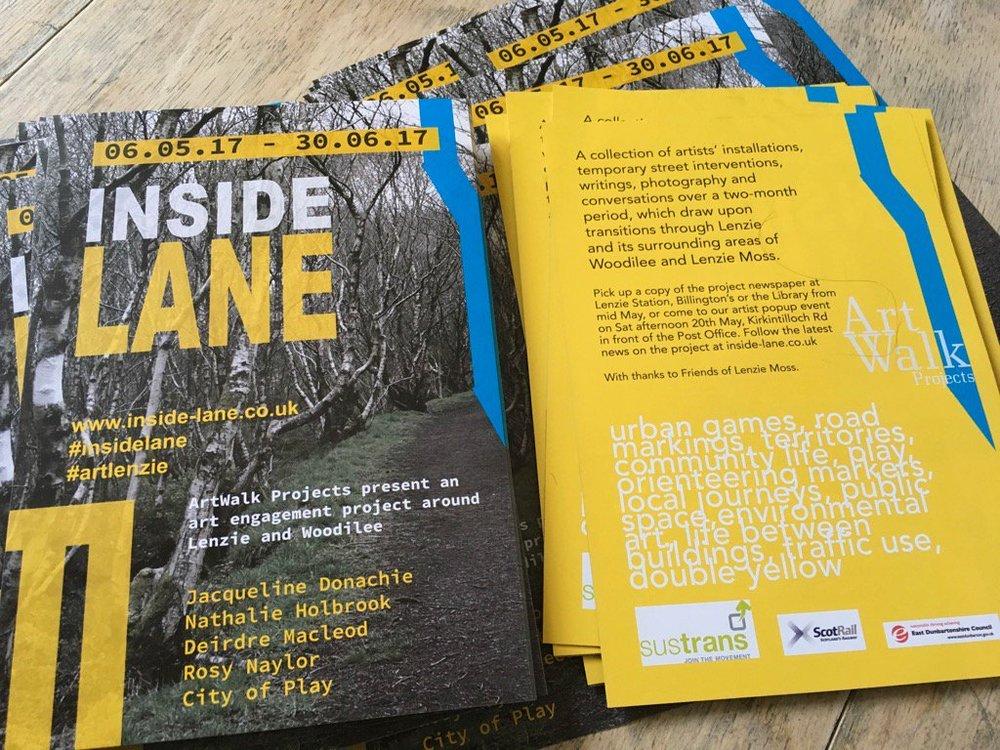 Inside Lane (2017)