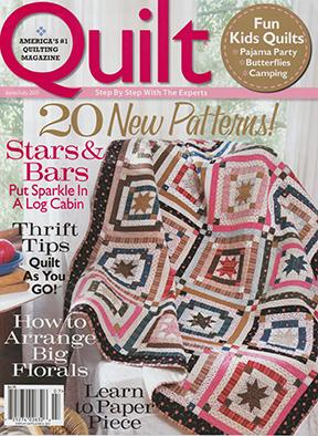 Quilt June_July 2011