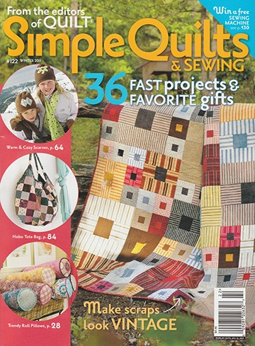 Simple Quilts winter 2011
