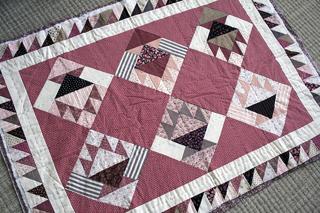 Small Baskets quilt
