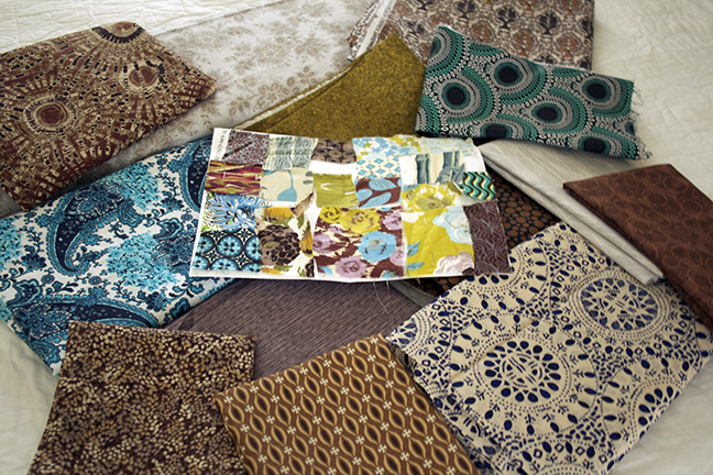 fabric card with new fabrics