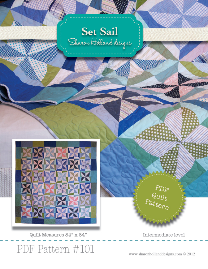 Set Sail Pattern cover md