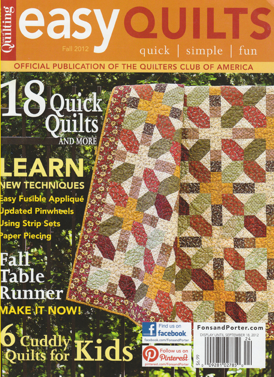 F&P Easy Quilts fall 12 web