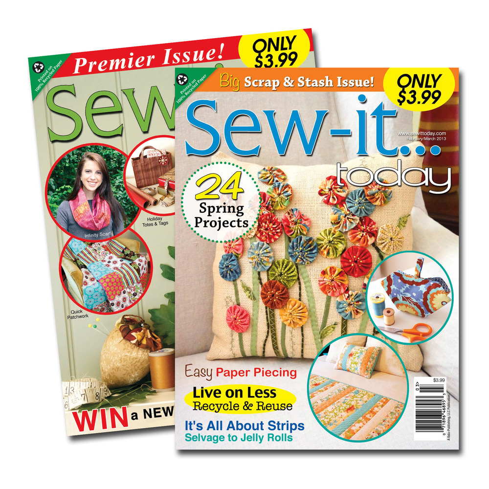 Sew-it… today cover