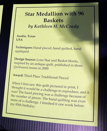Star Medallion Writeup