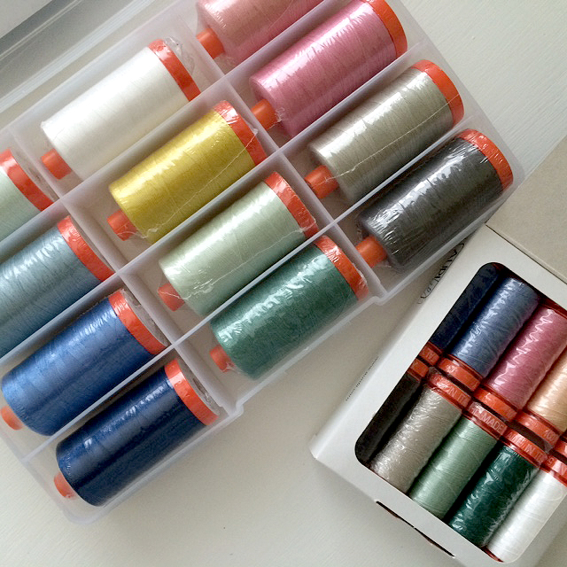 Aurifil Sketchbook Collections