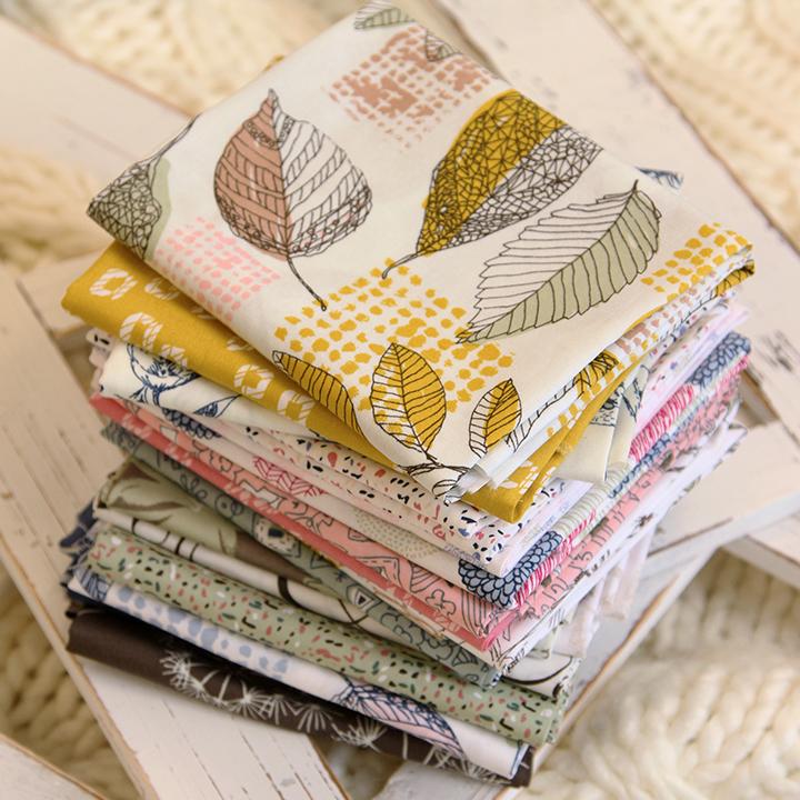 Sketchbook fabrics