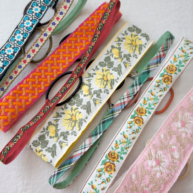 Sew Cute Ribbon Headbands