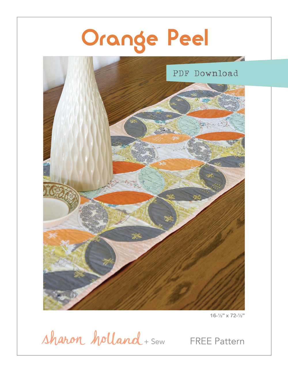 Featured and Free Quilts — Sharon Holland Designs