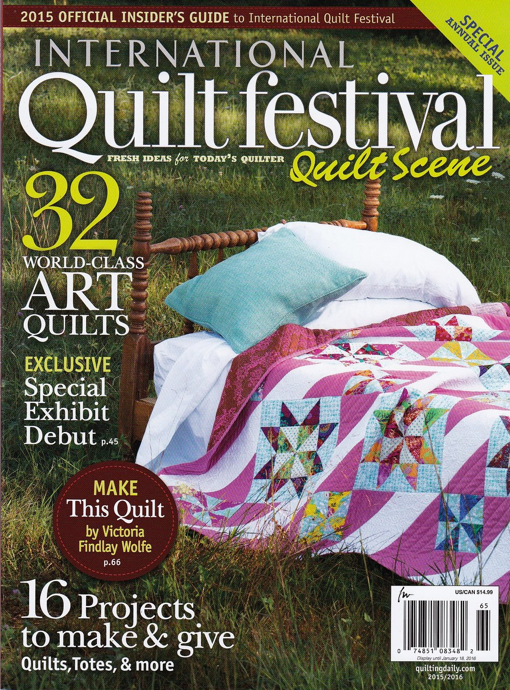 Share the Love: 2018 Quilter's Planner — Sharon Holland Designs : quilting today magazine - Adamdwight.com