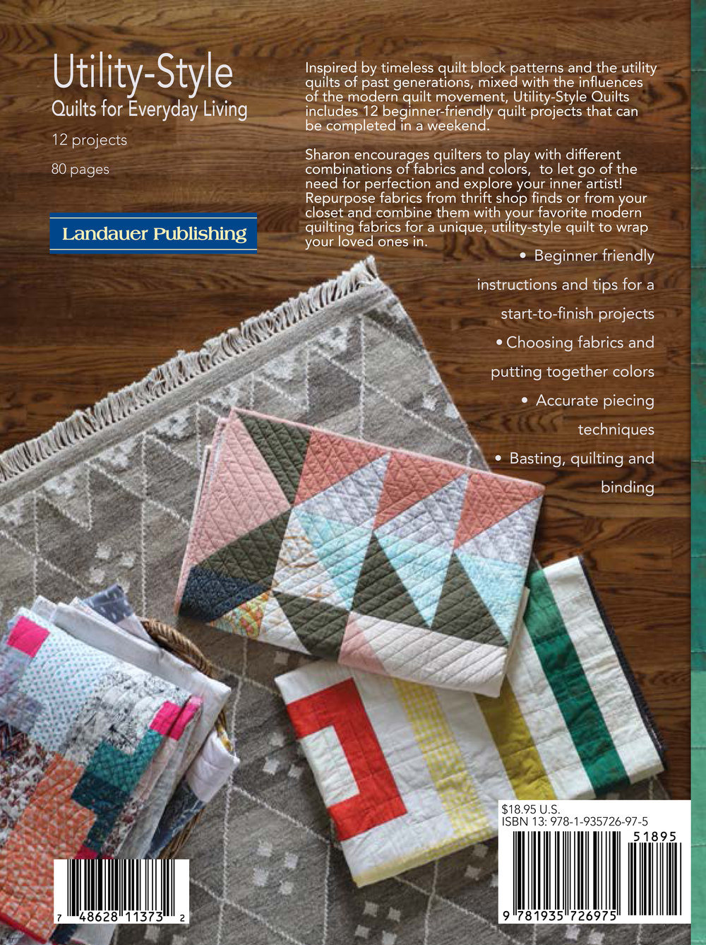 Utility-Style Quilts for Everyday Living Back Cover.jpg
