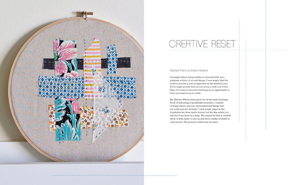 Photo courtesy of Curated Quilts