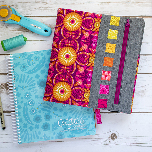 Photo courtesty of the Quilter's Planner