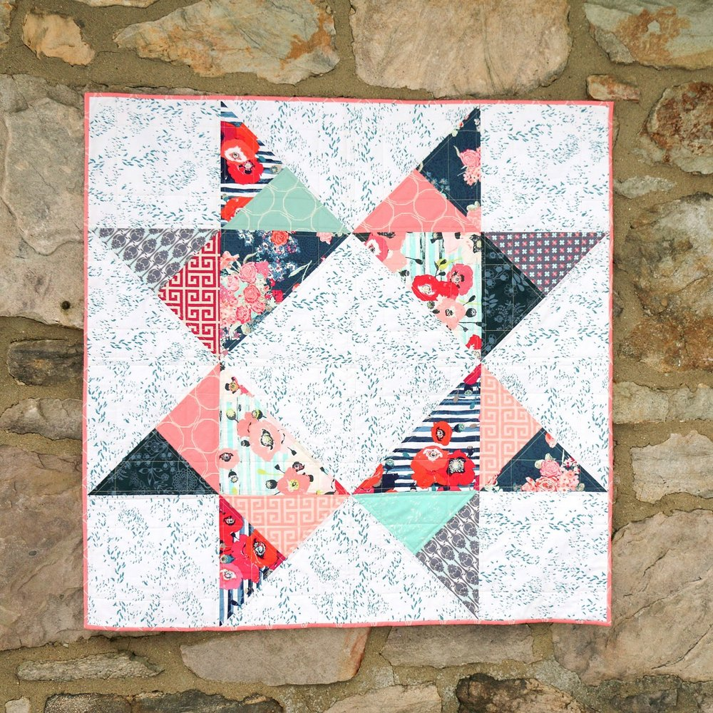 Quilt and photo by Anjeanette Klinder
