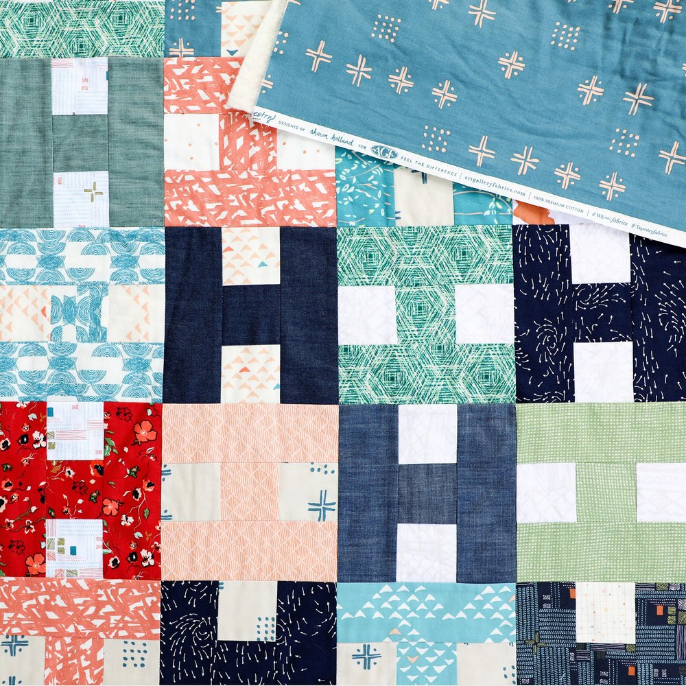 Baby Block Quilt Patterns New Decorating Ideas
