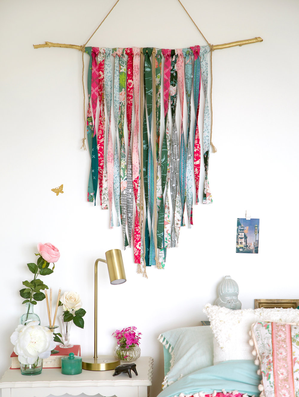 Fabric Fringe Wallhanging by Sharon Holland Designs.jpg