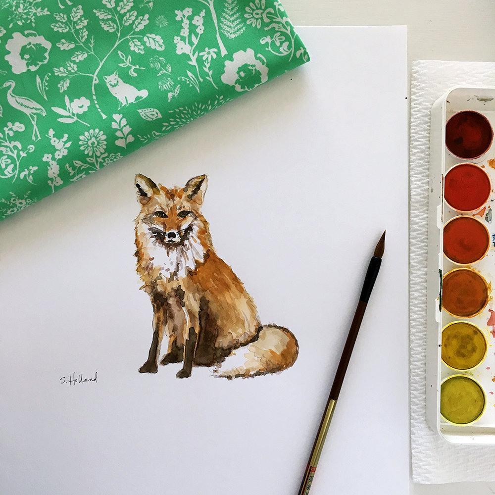 Fox by Sharon Holland