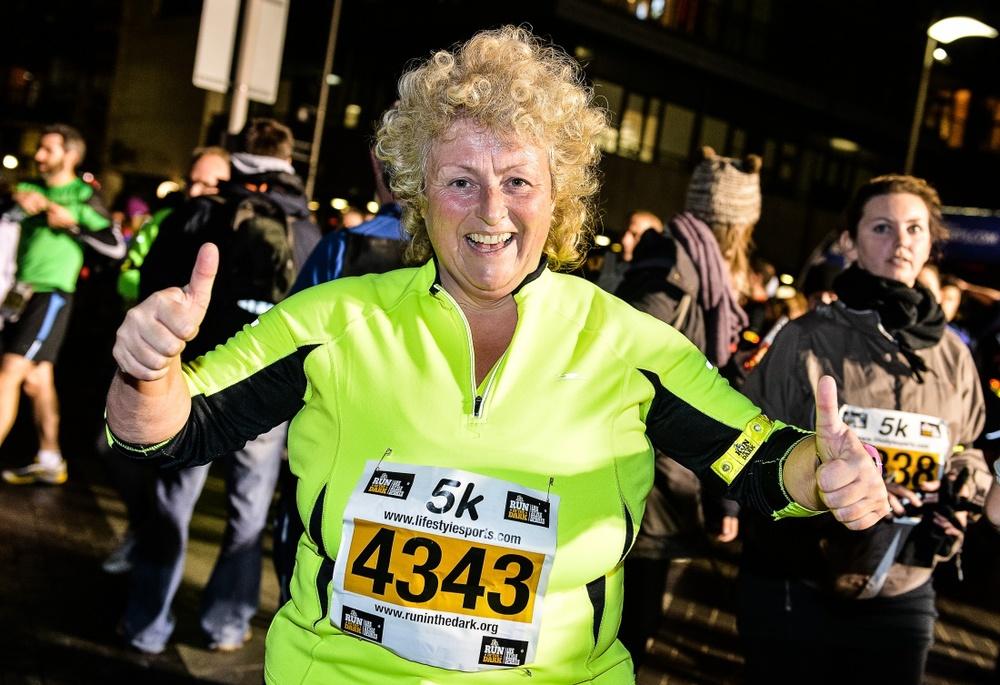 """Life Style Sports """"Run in the Dark"""" Dublin 2013"""
