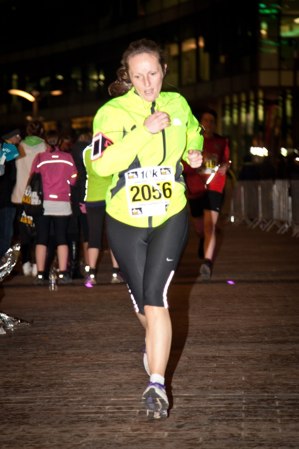 Run Manchester | Supporters Run in Manchester Media City for Mark Pollock | Life Style Sports Run in the dark Manchester | Run in Darkness Manchester Run for Mark Pollock | Event created by Piers White | runinthedark.org