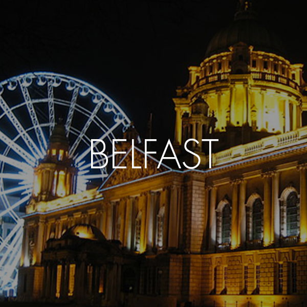Run In The Dark Official Location | Belfast Ireland | run in Belfast | runinthedark.org