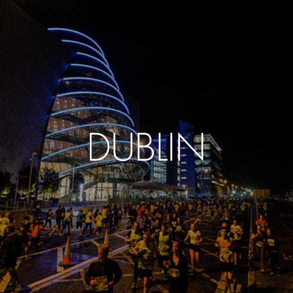 Life Style Sports Run In The Dark Official Location   Dublin Ireland   run in Dublin City Center  runinthedark.org