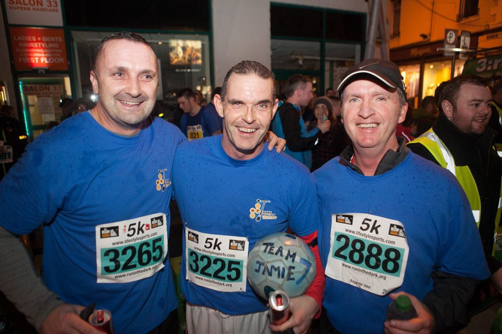 Supporters Run in Cork for Mark Pollock | Run Cork City Center 2014 | Run in the dark Cork 2014 | Run for Mark Pollock | Event created by Piers White | runinthedark.org