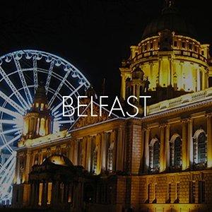 Run In The Dark Official Location | Belfast Ireland | run in Belfast | runinthedark.org