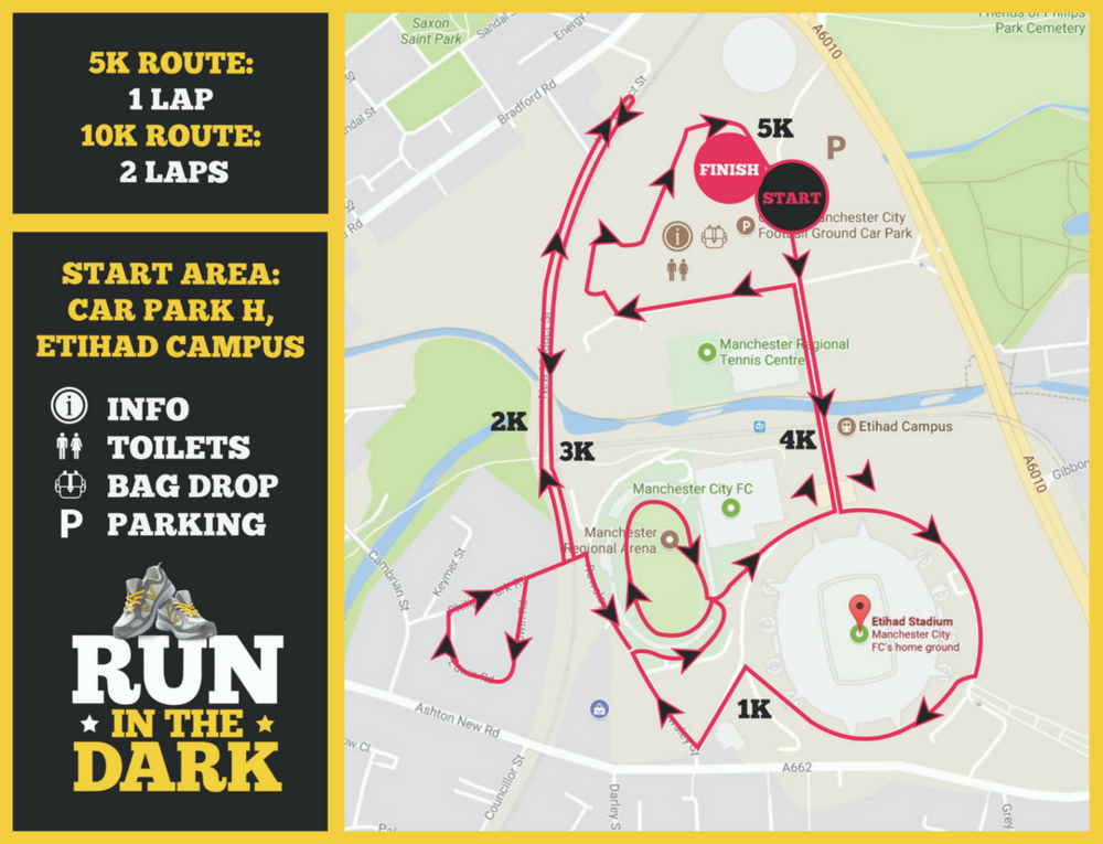 Run in the Dark Manchester route 2017.png