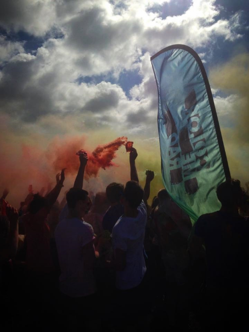Colour Me Rad Bristol Sky