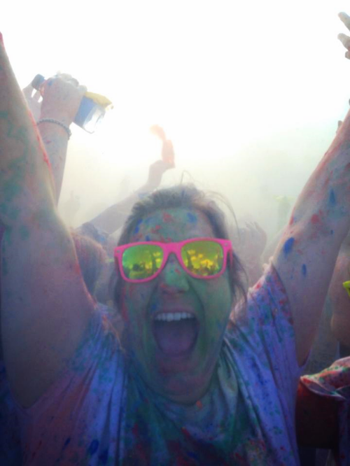 Colour Me Rad Bristol Fun