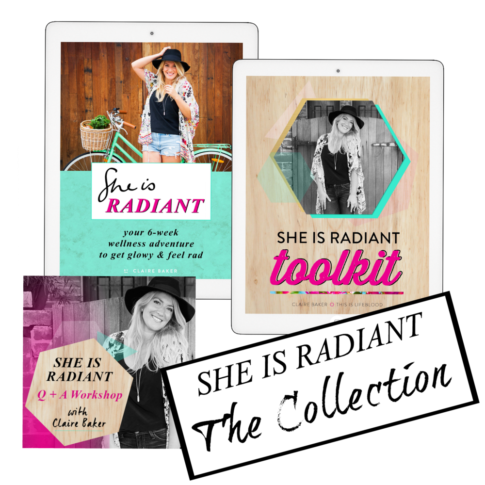 She Is Radiant: The Collection