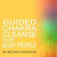 Chakra Cleanse Mediation for Busy People by Belinda Davidson