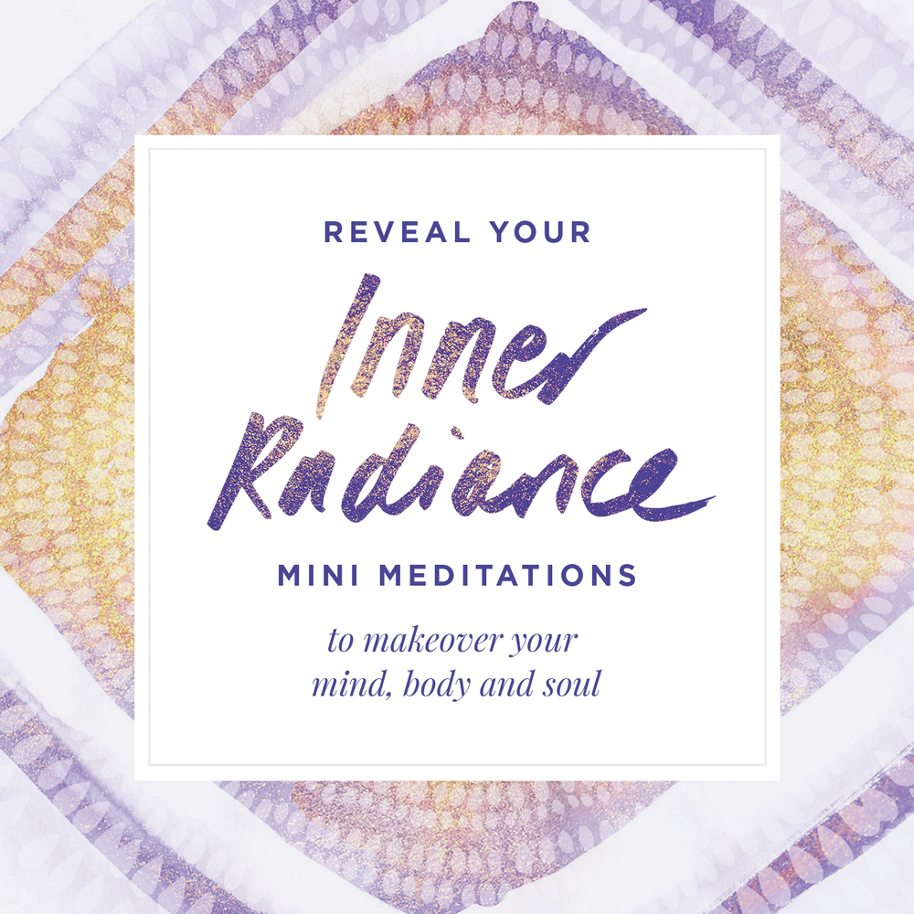 Reveal Your Inner radiance Mini Meditations by Claire Obeid