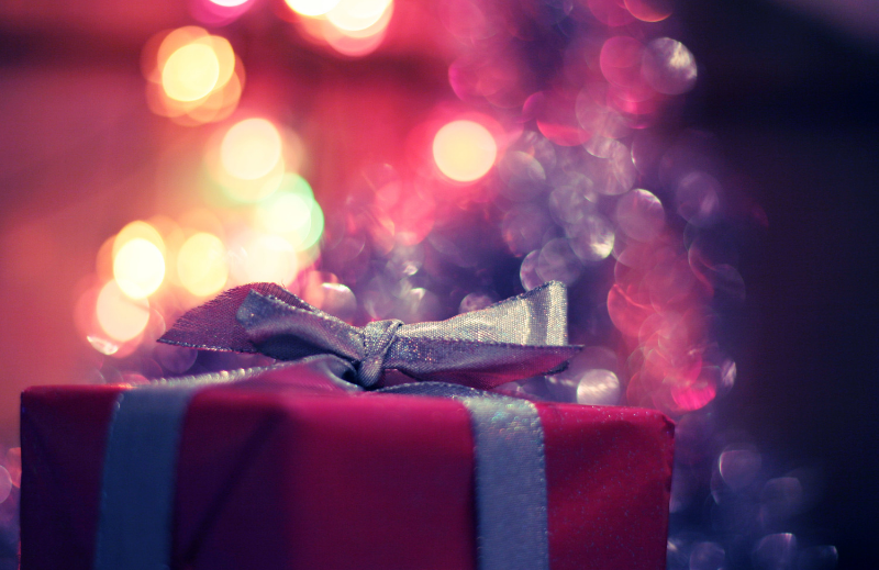 Vital Nonsense: The Art of Gifting and Presence (a.k.a. the last minute fail-safe gift)