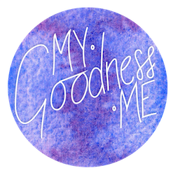 My•Goodness•Me logo
