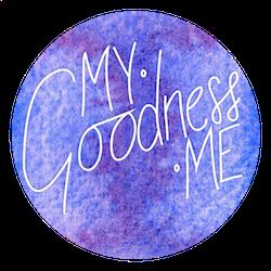 My•Goodness•Me logo