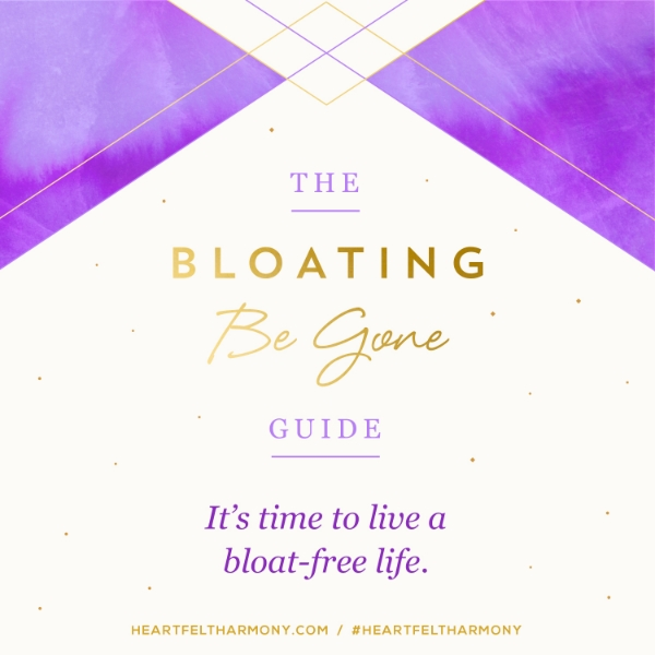 The Heartfelt Harmony SocietyBloating Be Gone Guide