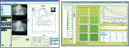 FilmQA-Pro Software     FilmQA-Pro is a radiotherapy analysis tool for IMRT, SRS, SBRT and VMAT QA procedures, which scans or opens images of exposed film and calculates the optimized dose maps. It uses multi-channel dosimetry, which mitigates film and scanner artifacts, by detecting whether errors are being made during scanning.  V3.0 allows for one-scan analysis, combining calibration and plan verification in a single scan (requiring only patient film, reference patch and an unexposed patch).