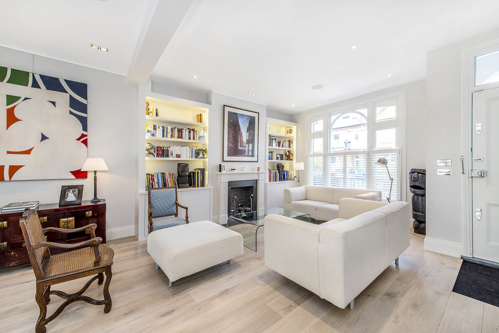 how to make a formal living room more usable