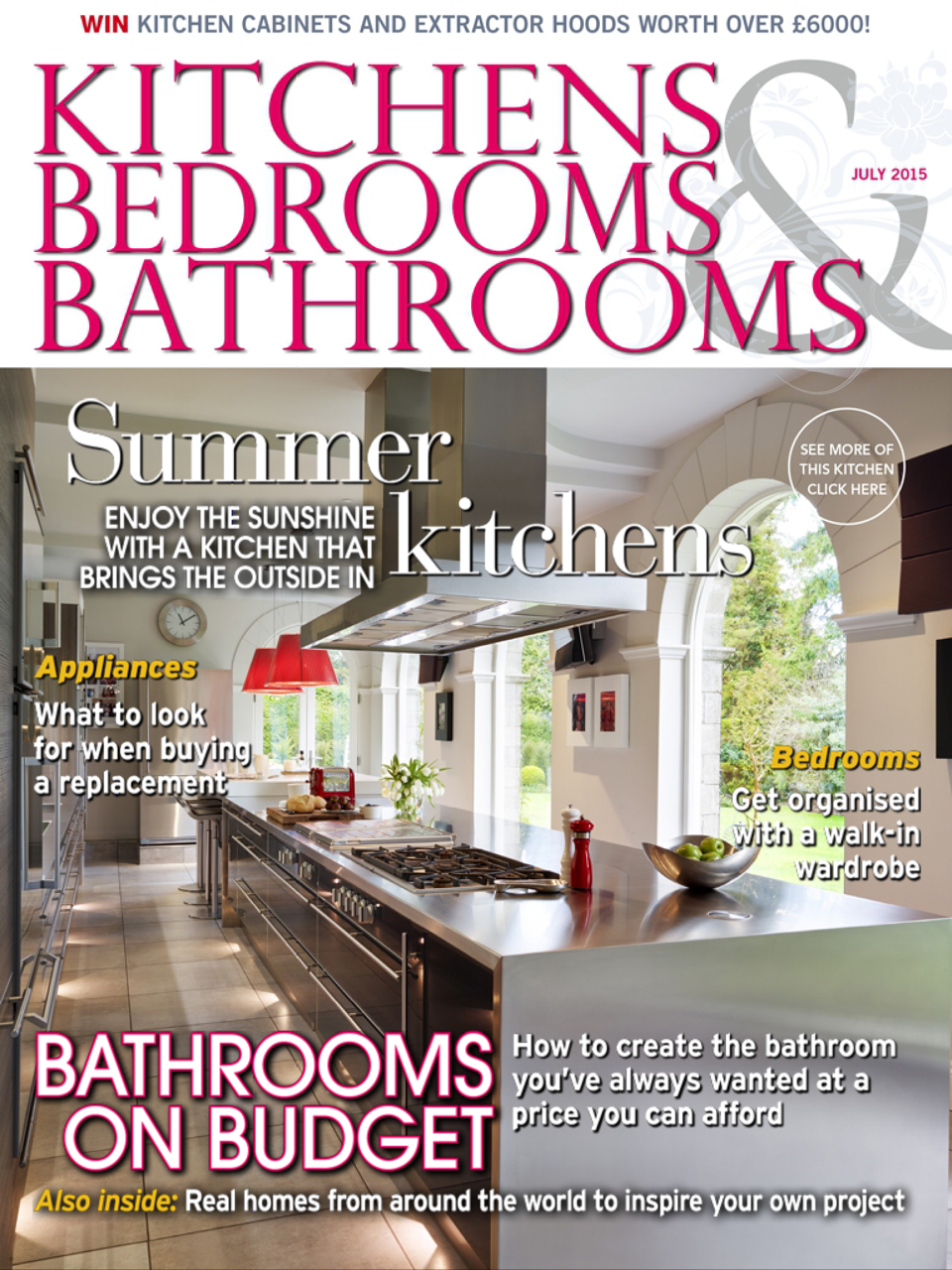 Kitchens, Bedrooms and Bathrooms