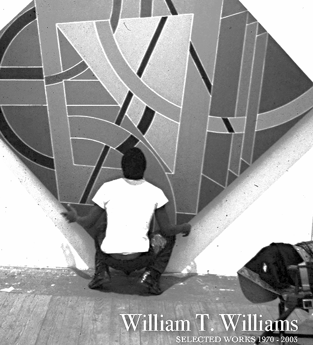 Click to download William T Williams full booklet