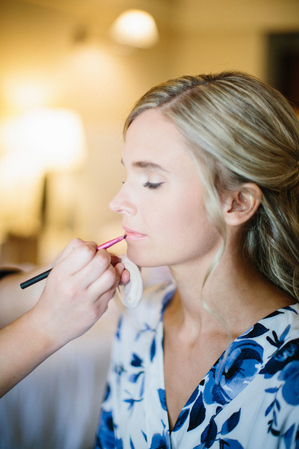how to prepare for your bridal preview - Skin: As far as skin preparation, if you can please be fresh faced with no makeup on that would be perfect! I'd suggest staying hydrated and having a glass of water as the skin always likes that! If you have a normal skincare routine that you have been following for awhile, I would encourage you to continue doing so. I would avoid any heavy/greasy eye creams, scrubs, or intensive/abrasive skin products. I will also do my signature skin prep to before for the makeup.Space: An open space to accommodate my makeup chair, kit, and room to work in. Usually a dining room/kitchen works best. If you have good natural light/windows we can utilize that, otherwise no need to worry as I always bring my own lighting with me so we will be good to go!