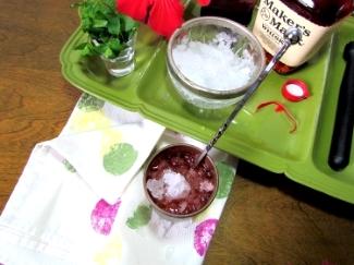 Hibiscus Mint Julep
