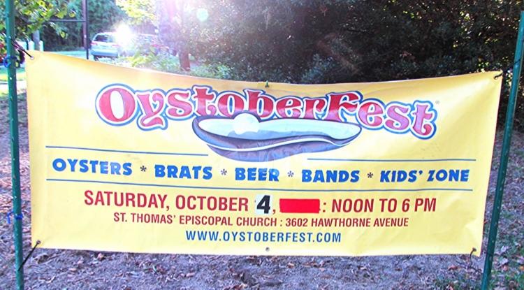 Oystober Fest