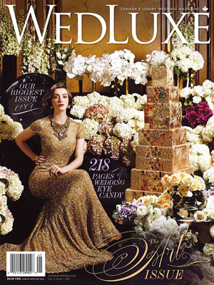 Pearl Bridal House in Wedluxe SF 2013