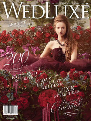 Pearl Bridal House in Wedluxe FW 2013