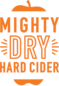 Mighty dry hard cider